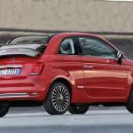 Auch wieder als Cabrio unterwegs – der Fiat 500. Foto: Fiat / news2do.com