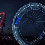 ###   - HANDOUT - FREE TO USE -   ###  13/09/15.  JAGUAR F-PACE LOOP REVEAL  JAGUAR CELEBRATES 80TH YEAR BY REVEALING THE NEW F-PACE TO GLOBAL AUDIENCE, BREAKING THE GUINNESS WORLD RECORD OF LARGEST LOOP THE LOOP DRIVE IN A CAR, DRIVEN BY TERRY GRANT, AHEAD OF MOTOR SHOW DEBUT IN FRANKFURT.  CREDIT: NICK DIMBLEBY.  ###   - HANDOUT - FREE TO USE -   ###