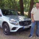 Im Test: Mercedes-Benz GLC 250. Foto: http:news2do.com