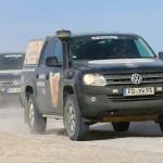VW Amarok Adventure: Im Off-Roader mit Allrad durch die Wüste. Foto: VW / http://news2do.com
