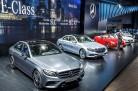 Mercedes-Benz auf der North American International Auto Show 2016. Foto: Daimler / http://news2do.com