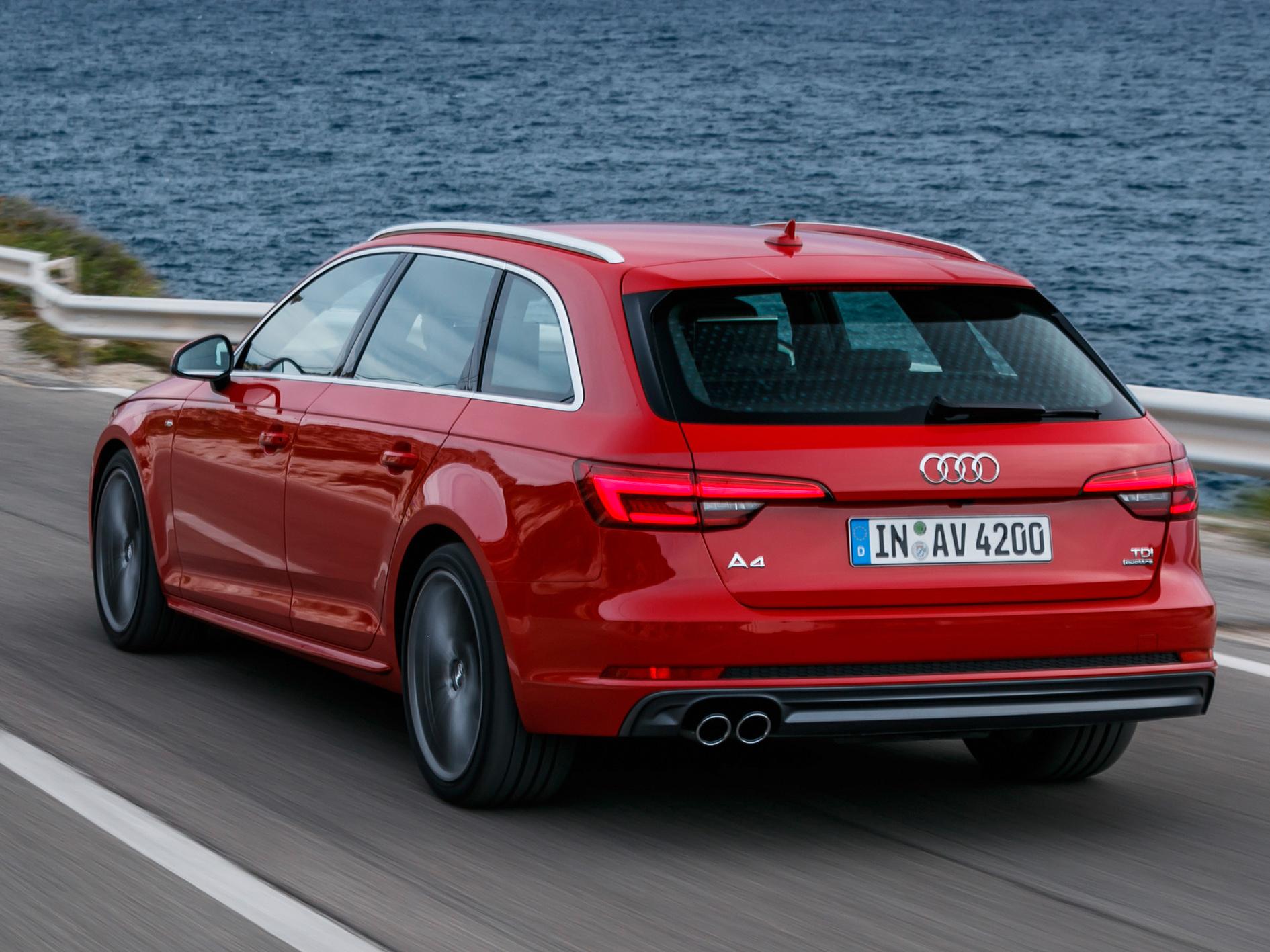 Fahrbericht Audi A4 Avant Modelljahr 2016 News2do Com