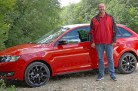 Lars Hoenkhaus tested den Skoda Rapid Spaceback Monte Carlo. Foto: news2do.com
