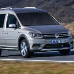 Im Test: Volkswagen Caddy Alltrack  TDI 4Motion, Modell 2016. Foto: VW / http://news2do.com