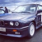 BMW M3 E30 Cabrio von 1991