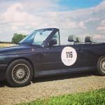 BMW M3 E30 Cabrio - zeitlos schön